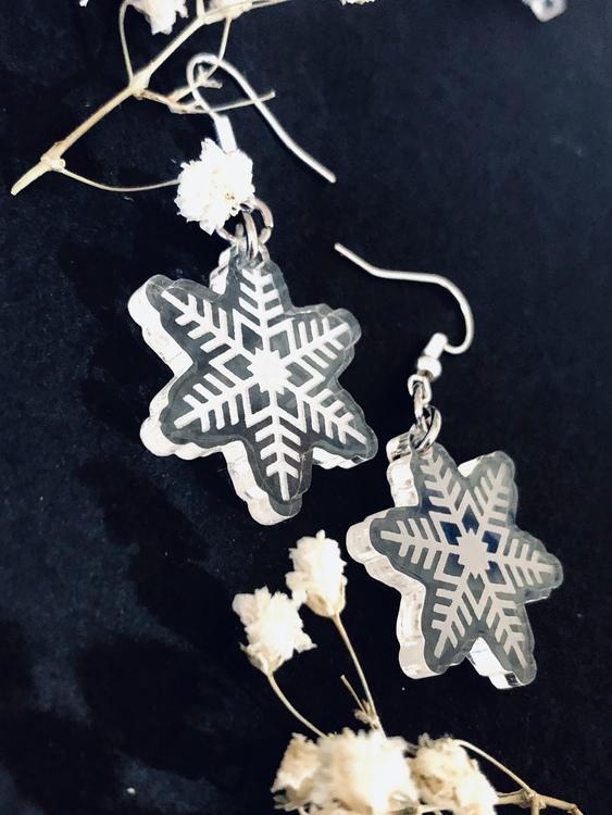Snöflinga - krokar