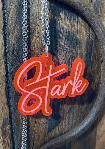 Stark - Pink - Halsband