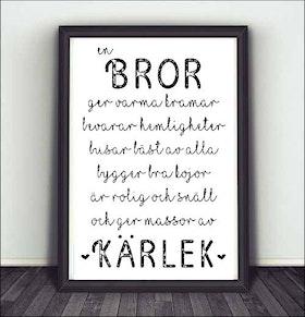 En Bror / Syster / Kusin