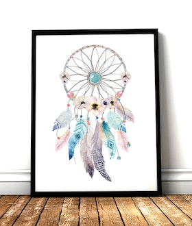 Dreamcatcher flower