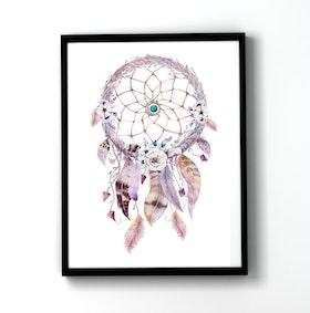 Dreamcatcher Purple
