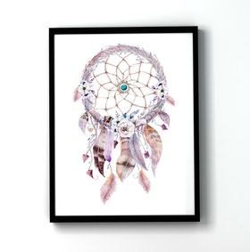 Dreamcatcher Purple