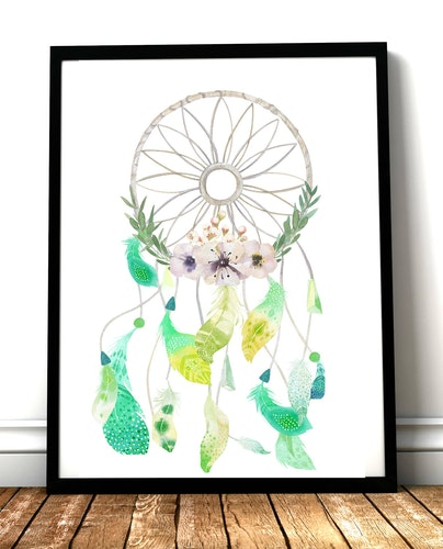 Dreamcatcher Green