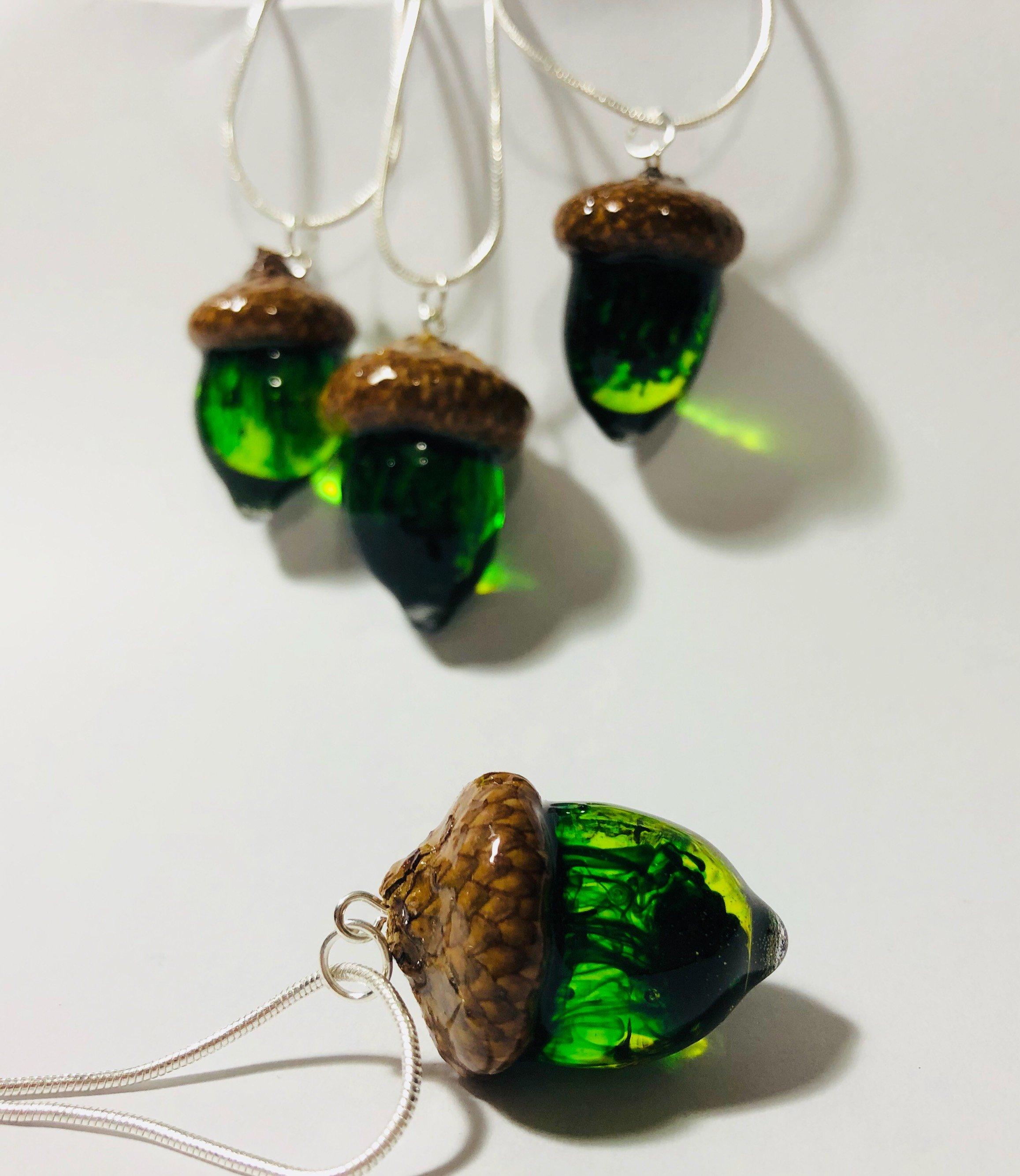 Emerald Acorn