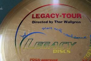 7 / 5 / 0 / 2 ... RIVAL legend, LEGACY DISCS