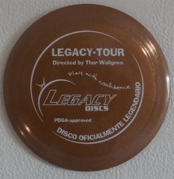 12 / 5 / -1 / 3 ... OUTLAW legend, LEGACY DISCS