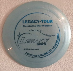 14 / 5 / -3 / 3 ... CANNON legend, Legacy Discs