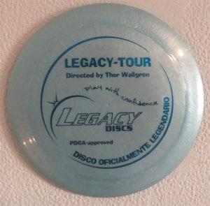 14 / 5 / -3 / 3 ... CANNON legend, Legacy Discs