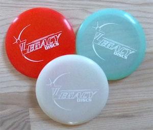 Mini Markör, Legacy Discs