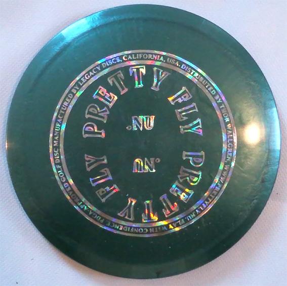 5 / 3 / 0 / 4 ... RECLUSE, legend, Legacy Discs