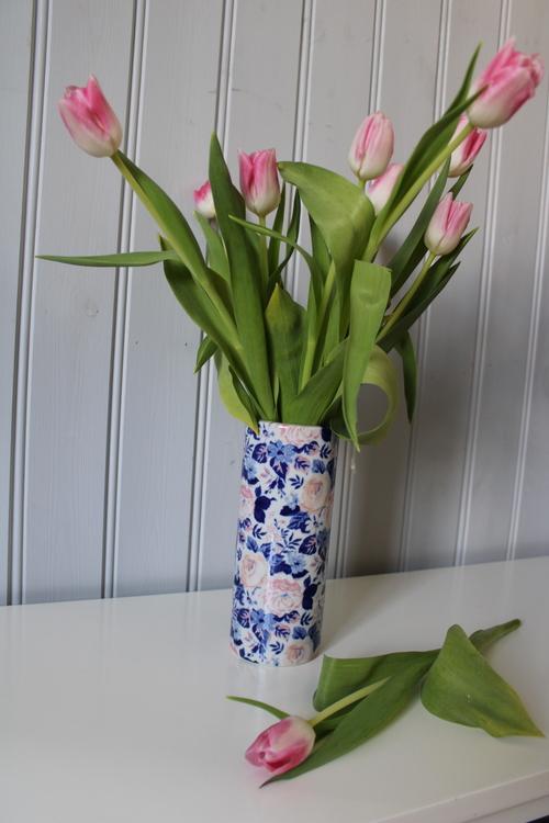 Vas blomsterprakt