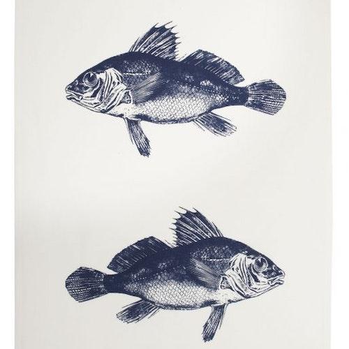 Handduk Fish Print
