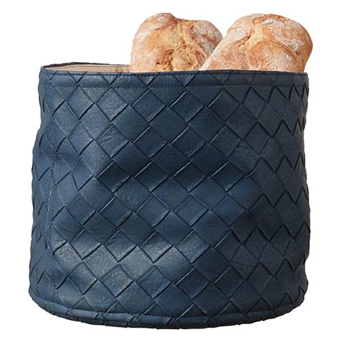 HOLLY Brödkorg L Blå
