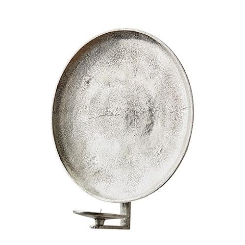 CARTER Väggljushållare S Nickel