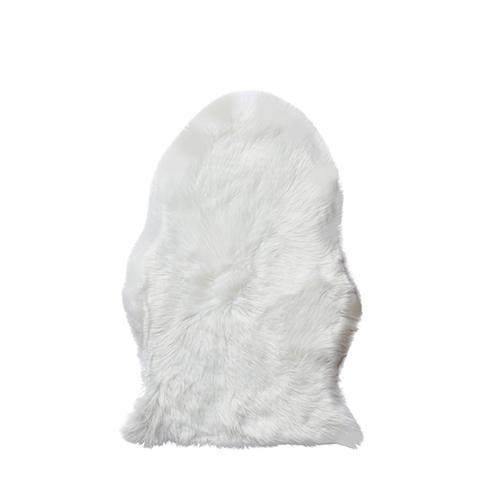 FÄLL Konstgjord lammfäll S Vit