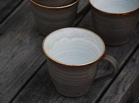Kaffekopp med handtag Alaska