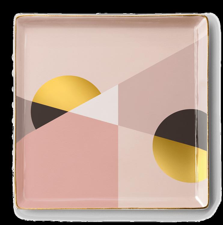 Keramik fat SIENA, pink