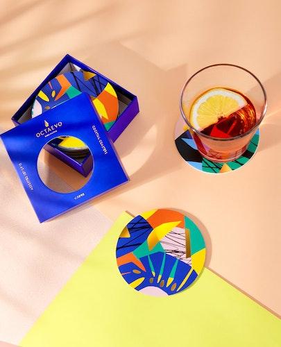 Cocktailunderlägg CAPRI