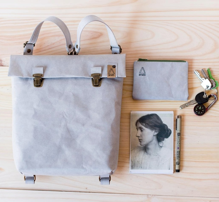 EVA Backpack, light grey