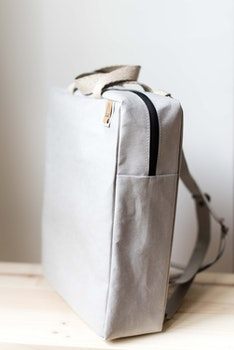 RUBY Backpack, light grey