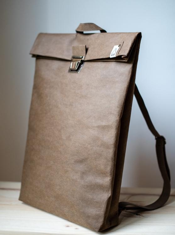MO Backpack, cocoa