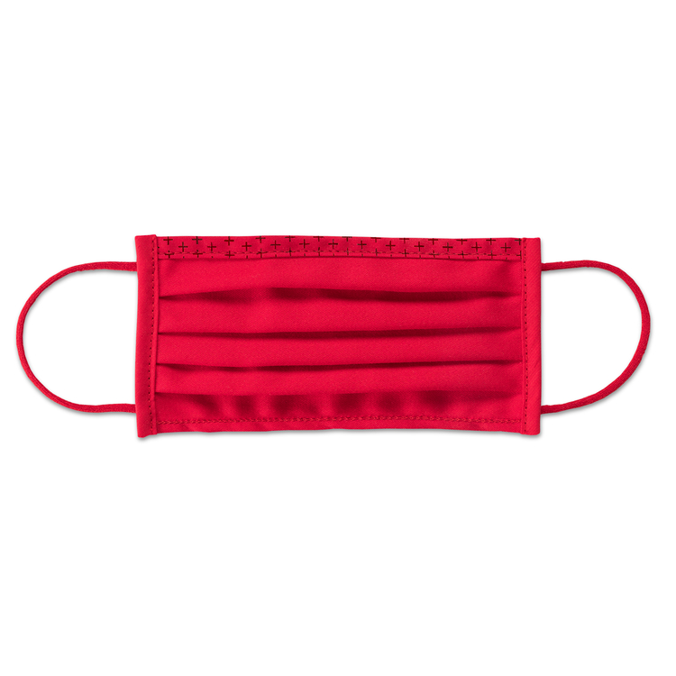 Supreme Face Cover - Munskydd, red