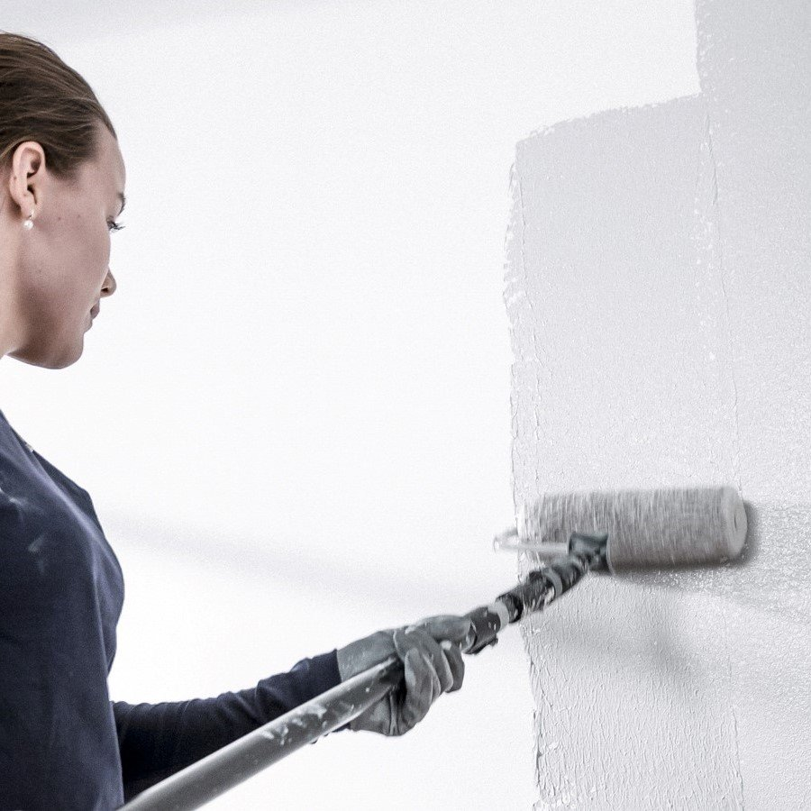 Måla väggar & tak inomhus - allatidersskebo