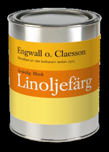 Blank Linoljefärg