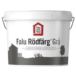 Falu Rödfärg Grå 5 liter