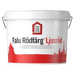 Falu Rödfärg Ljusröd 5 liter