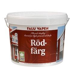 Falu Vapen Rödfärg 4 liter
