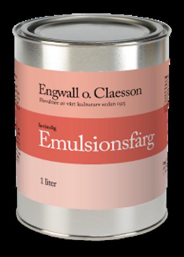 Emulsionsfärg Vit
