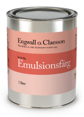 Emulsionsfärg