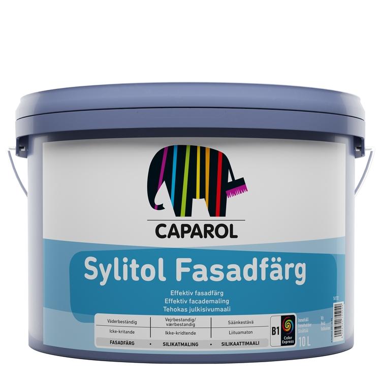 Sylitol Silikatfärg Vit
