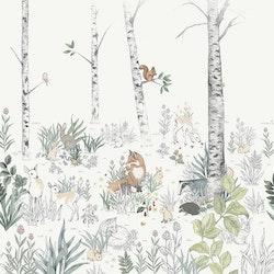 Magic Forest Mural 7481