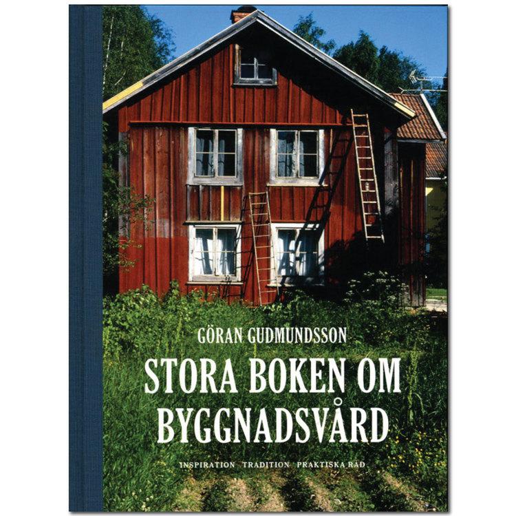 Stora boken om byggndasvård