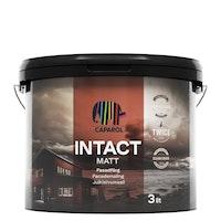 Fasadfärg Intact Matt Vit
