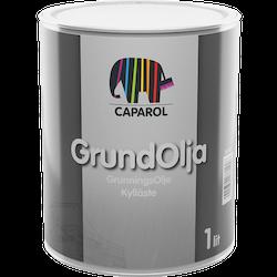 Grundolja 1 liter