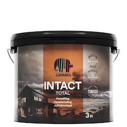 Fasadfärg Intact Total Vit