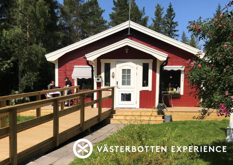 Vi är en del av Västerbotten Experience