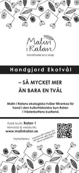 Infoblad - Malin i Ratan