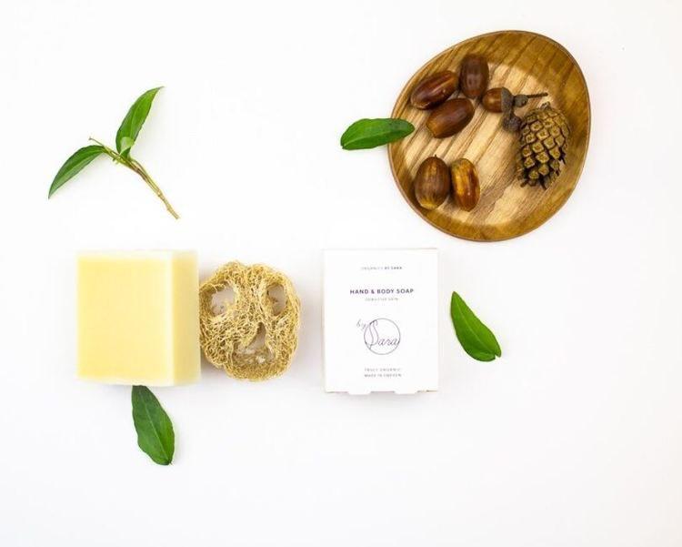By Sara – Soap Hand Hair Body – Sensitive skin