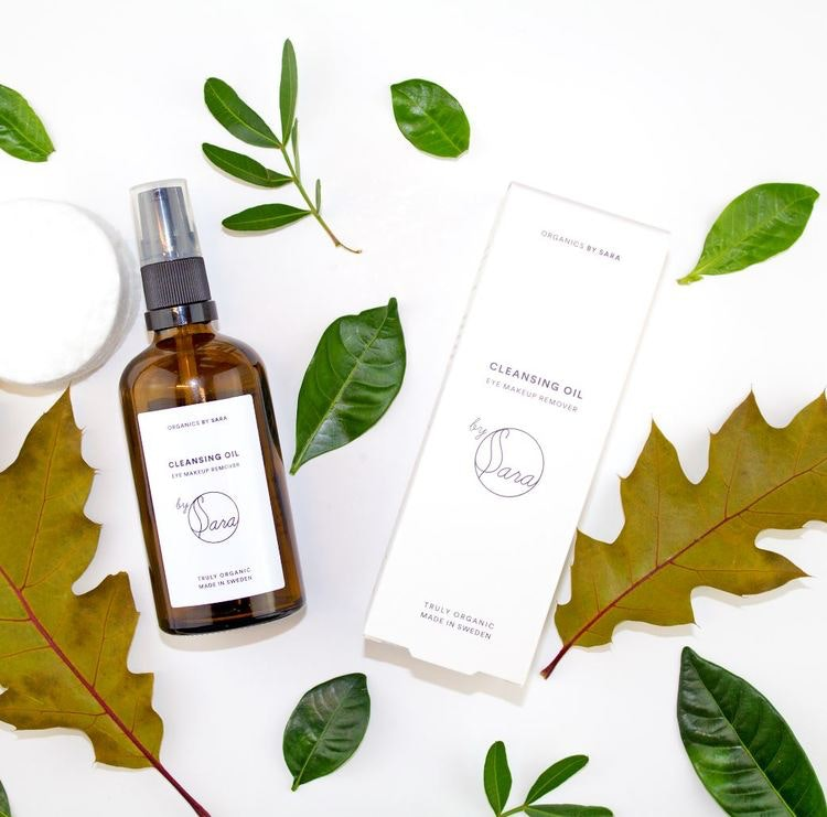 By Sara – Cleansing Oil- Eye makeup remover