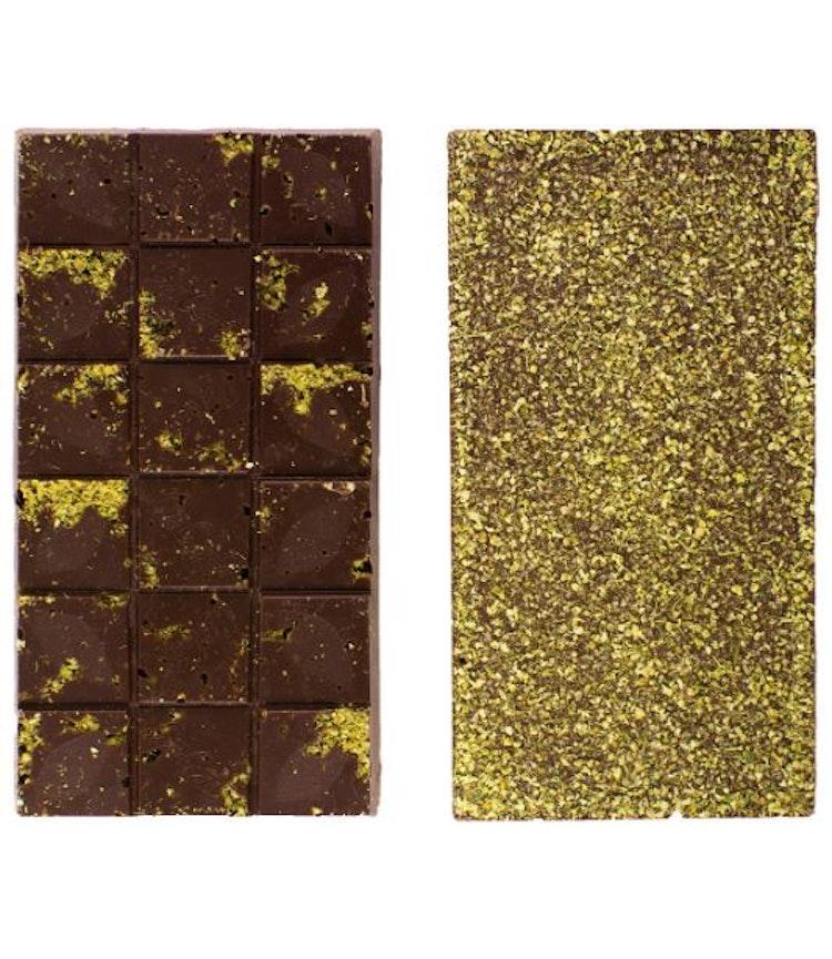Choklad 70% med Älgört