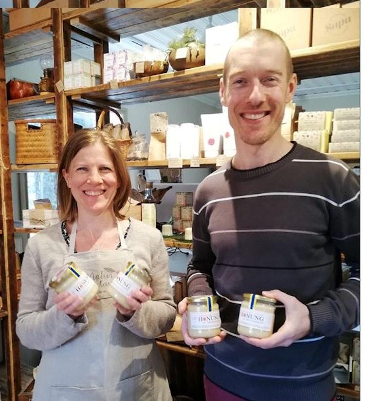 Honung Öxbäckens biodling
