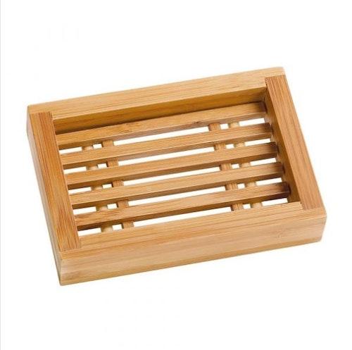 Tvålfat bambu