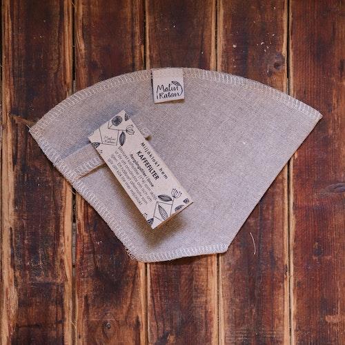 Kaffefilter lin, Malin i Ratan