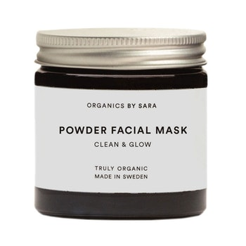 By Sara - Powder Facial Mask, Clean & Glow