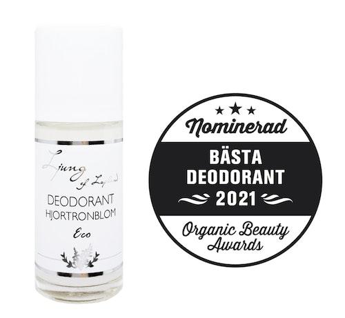 Ljung: Deodorant Hjortronblom