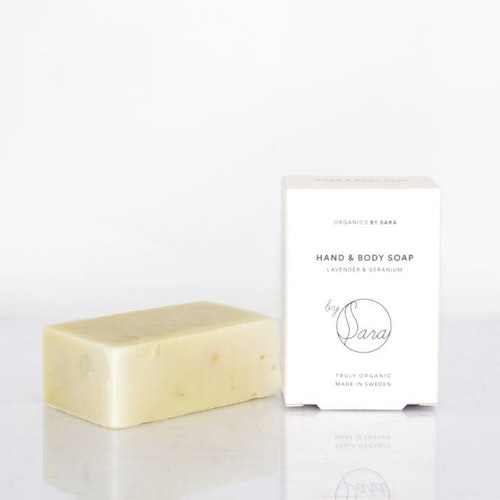 By Sara – Soap Hand Hair Body – Lavender & Geranium
